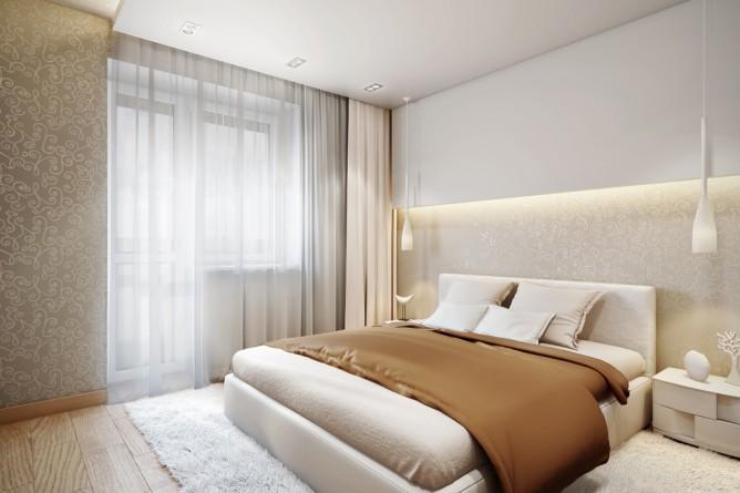 Wedo thiết kế nội thất phòng ngủ đẹp theo chủ đề mùa thu