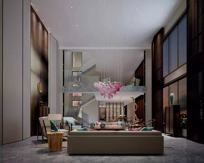 Wedo thiết kế nội thất phòng khách hiện đại, sang trọng và tinh tế