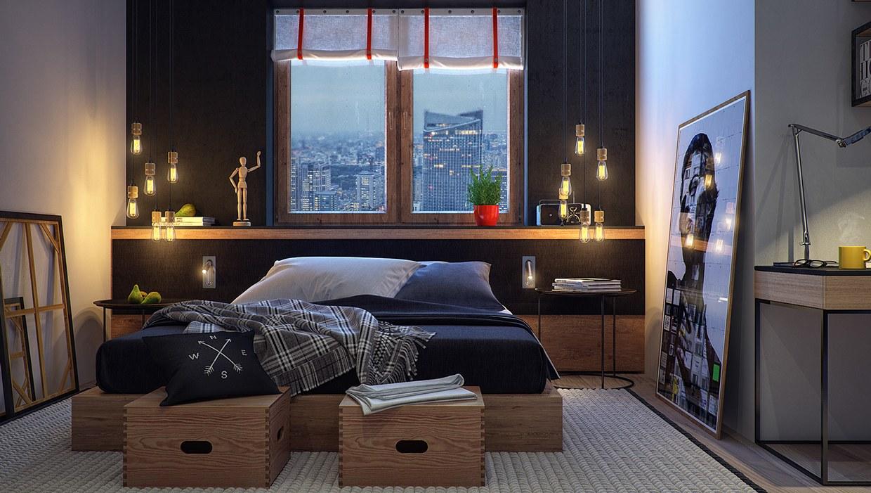 Cải tạo nội thất phòng ngủ mới mẻ, hiện đại và sang trọng