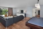 Wedo thiết kế nội thất phòng giải trí sang trọng và đẳng cấp cho biệt thự
