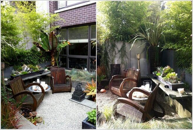 Wedo thiết kế tiểu cảnh sân vườn đẹp và độc đáo