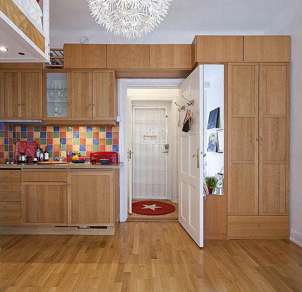 Wedo tư vấn thiết kế nội thất khéo léo cho nhà bếp căn hộ siêu nhỏ