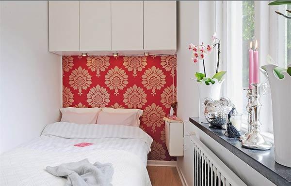 Wedo tư vấn thiết kế nội thất phòng ngủ khéo léo cho nhà siêu nhỏ