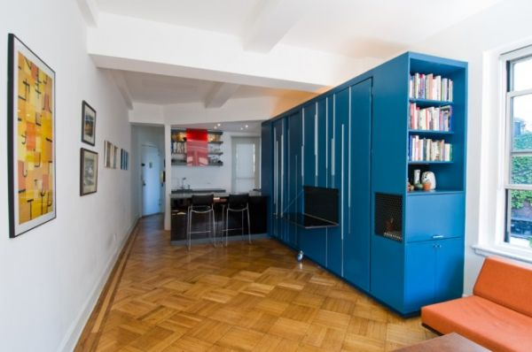 Wedo tư vấn thiết kế nội thất khéo léo cho căn hộ siêu nhỏ