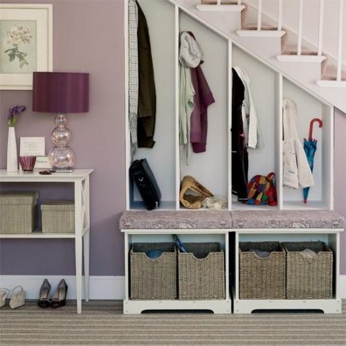 Wedo thiết kế cầu thang đẹp và tăng khả năng lưu trữ