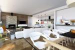 Wedo thiết kế nội thất sang trọng cho phòng khách, phòng ăn căn hộ cao cấp