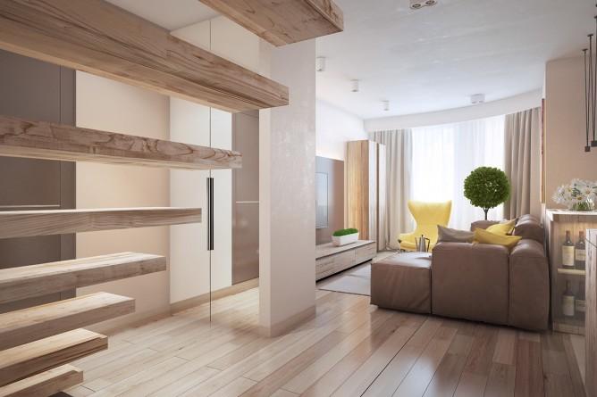 Wedo thiết kế nội thất nhà đẹp, đơn giản, tươi sáng và vui vẻ