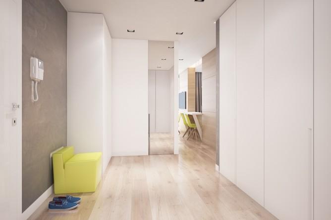 Wedo thiết kế nội thất nhà đơn giản, tươi sáng và vui vẻ