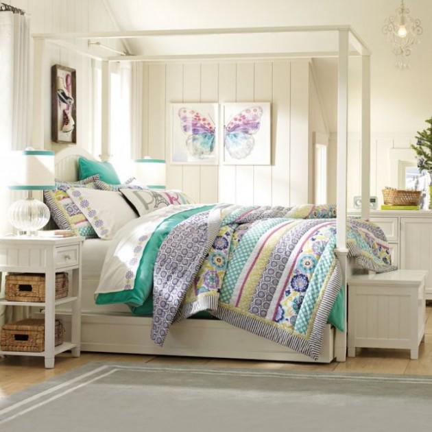 Wedo thiết kế phòng ngủ đẹp cho lứa tuổi teen