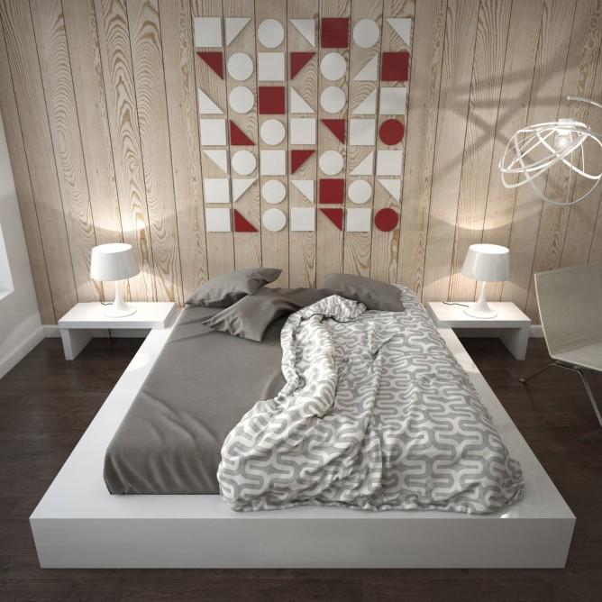 Wedo thiết kế nội thất đẹp cho căn hộ studio