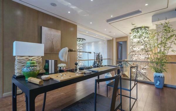 thiết kế nội thất đơn giản mà sang trọng cho biệt thự theo xu hướng những năm 80