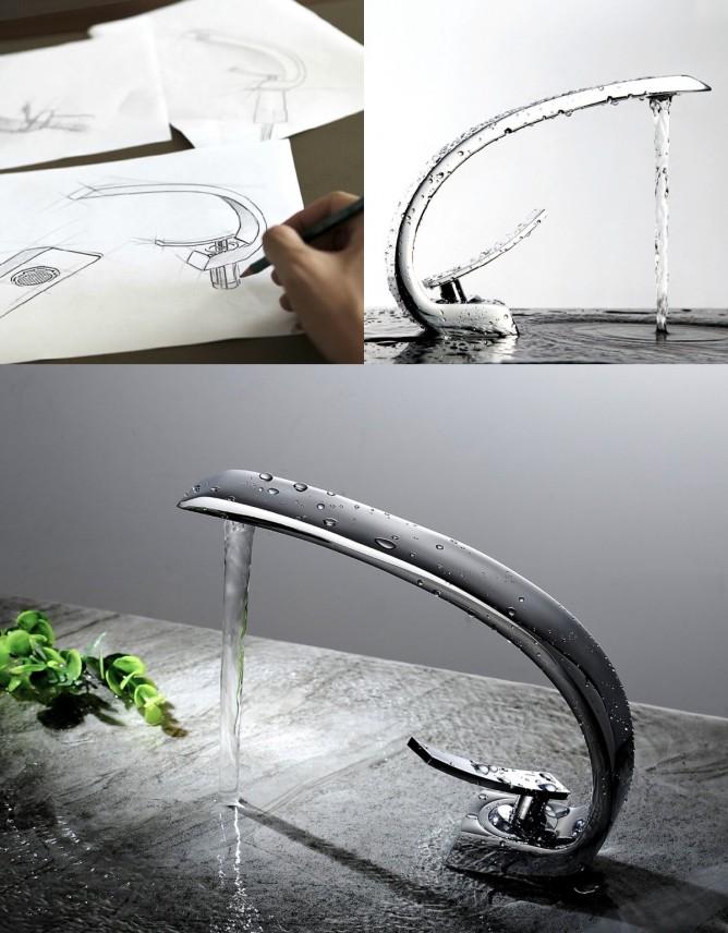 Wedo thiết kế vòi nước tinh tế, độc đáo và sang trọng cho nhà đẹp 8