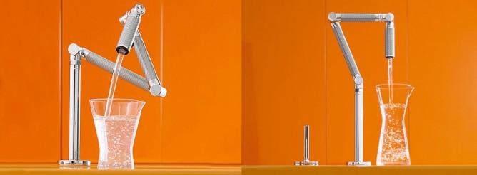 Wedo thiết kế vòi nước tinh tế, độc đáo và sang trọng cho nhà đẹp 24