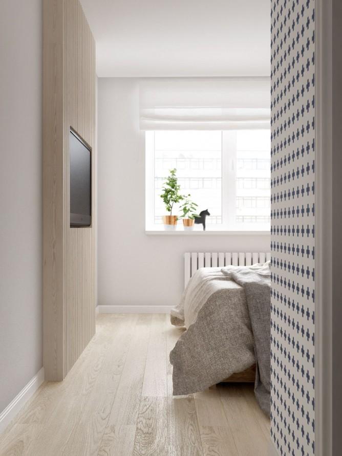 Wedo thiết kế nội thất nhà đẹp lấy cảm hứng xu hướng bắc âu giữa thế kỷ trước
