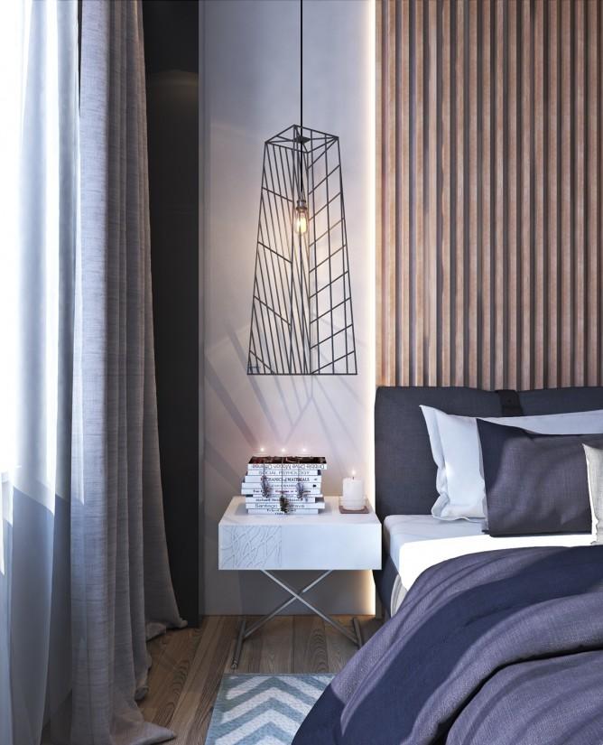 Wedo thiết kế nội thất không gian mở cho phòng ngủ nhà đẹp