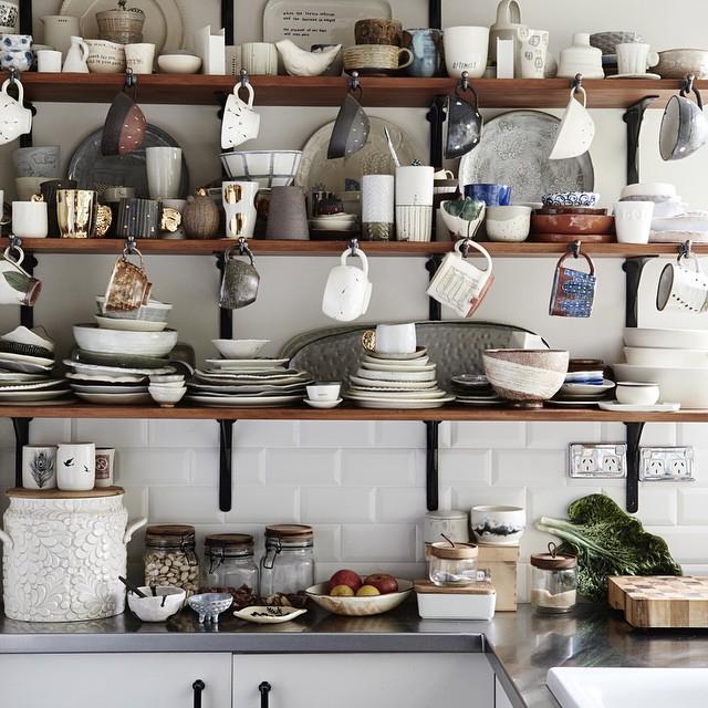 Wedo tư vấn ý tưởng thiết kế nhà bếp độc đáo, tiện dụng