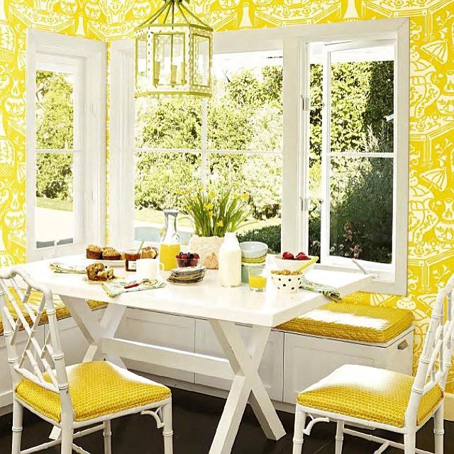 Wedo tư vấn ý tưởng thiết kế phòng ăn đẹp, tươi sáng