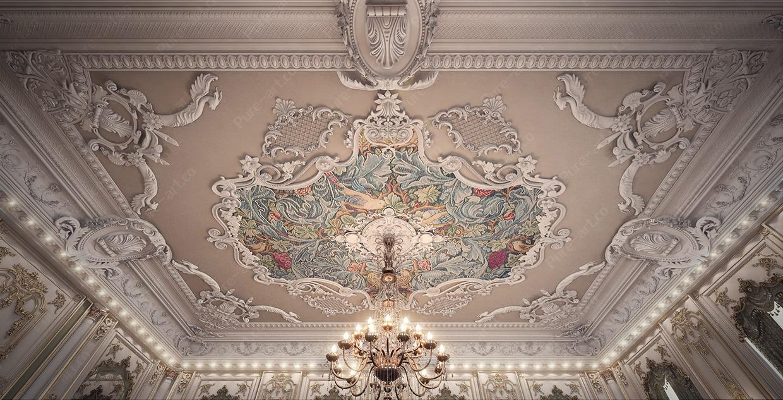 Thiết kế nội thất sang trọng theo phong cách Pháp