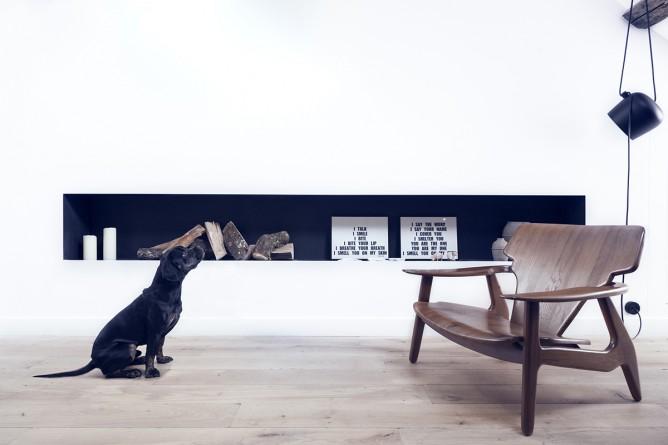 Thiết kế nội thất độc đáo phong cách Pháp cho nhà nhỏ