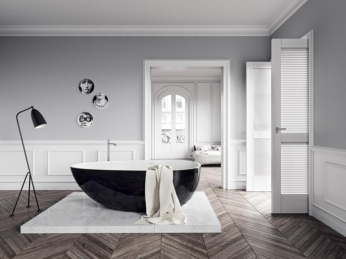 Tư vấn lựa chọn bồn tắm sang trọng, hiện đại cho nhà đẹp