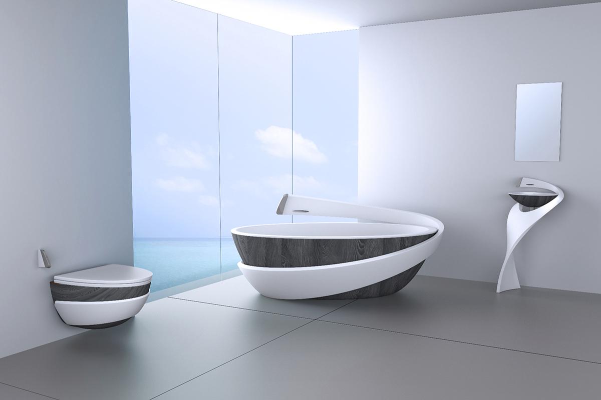 Tư vấn lựa chọn bồn tắm hiện đại, sang trọng cho nhà đẹp