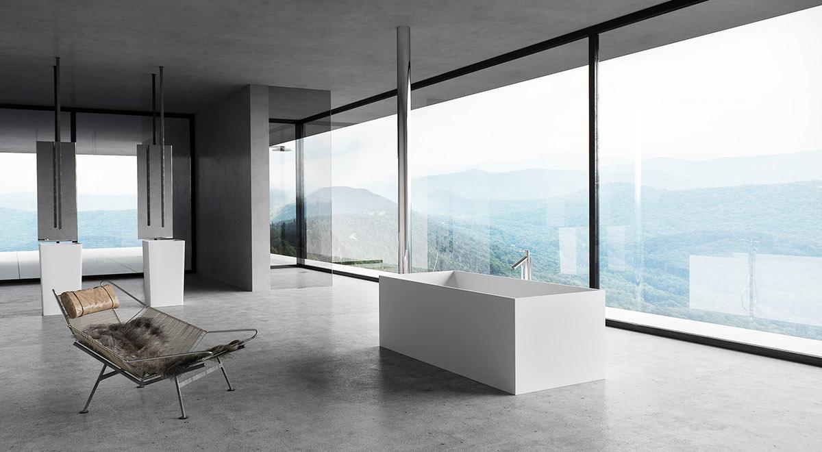 wedo tư vấn, thiết kế bồn tắm hiện đại, sang trọng cho nhà đẹp