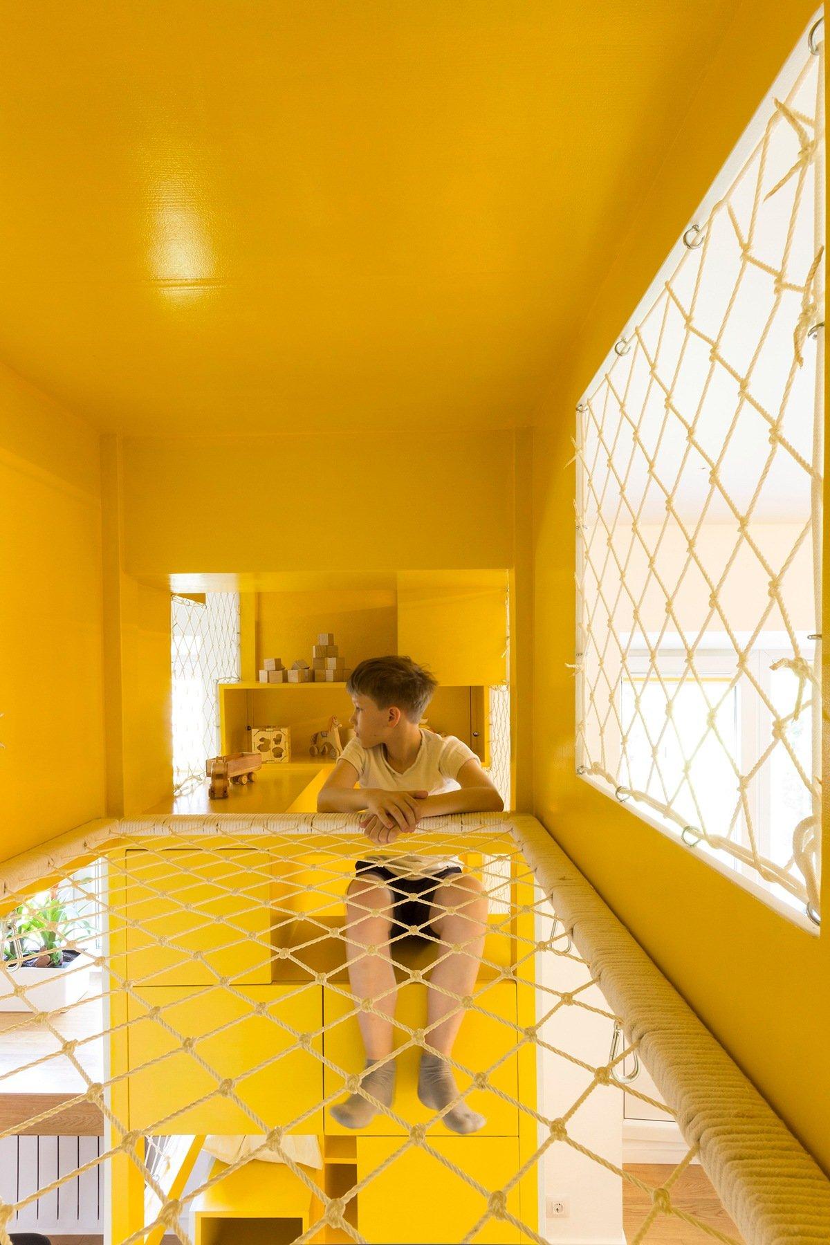 thiết kế nội thất độc đáo, thông minh và đa năng cho không gian nhà nhỏ