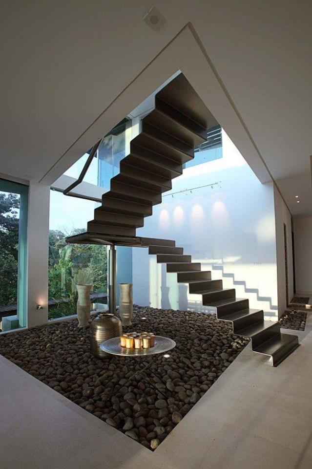wedo thiết kế cầu thang đẹp độc đáo cho nhà hiện đại