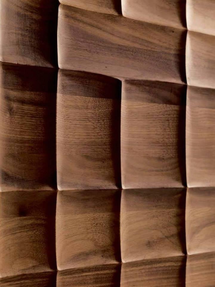 thiết kế tường gỗ độc đáo cho nhà đẹp