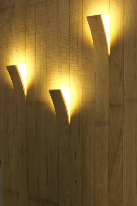 ý tưởng thiết kế nhà đẹp lung linh với tường gỗ độc đáo