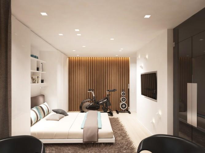 thiết kế nội thất đẹp và tiện nghi cho nhà siêu nhỏ