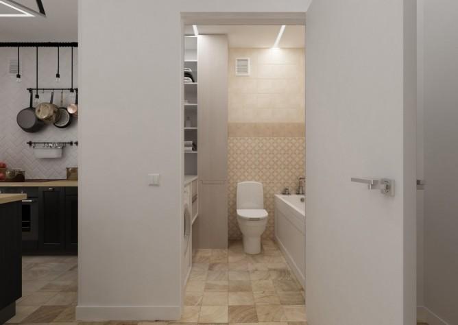 mẫu thiết kế nội thất đẹp và tiện nghi cho nhà siêu nhỏ dưới 30 m2