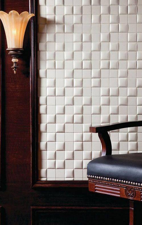thiết kế nội thất nhà đẹp độc đáo, sang trọng với tường 3D