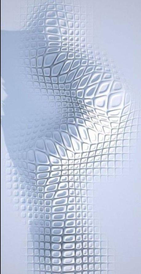 thiết kế nội thất nhà đẹp với tường 3D độc đáo