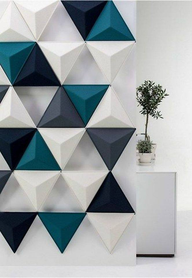 wedo tư vấn thiết kế nội thất nhà đẹp với tường 3D