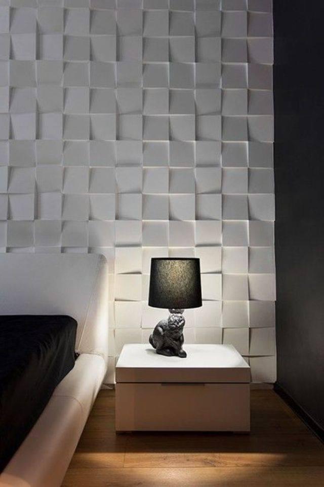 wedo thiết kế nội thất nhà đẹp với tường 3D