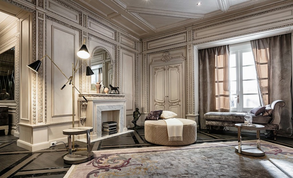 mẫu thiết kế nội thất tân cổ điển sang trọng cho nhà đẹp
