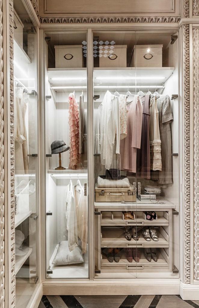 mẫu thiết kế nội thất tân cổ điển sang trọng, tươi sáng cho phòng ngủ đẹp