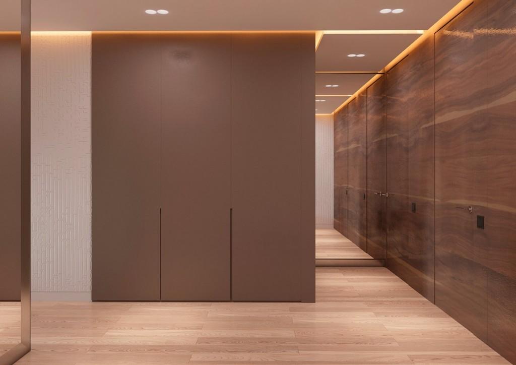 tư vấn thiết kế nội thất đẹp và tiện nghi cho căn hộ 1 phòng ngủ