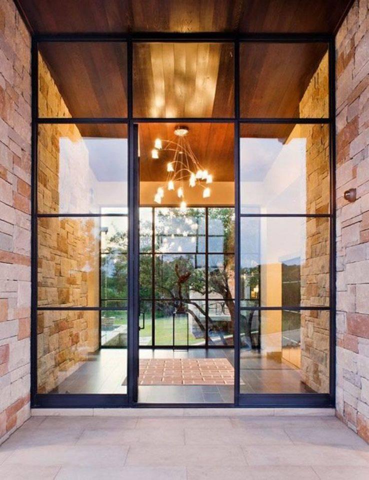 thiết kế cửa ra vào, cổng sang trọng, hiện đại và hợp phong thủy