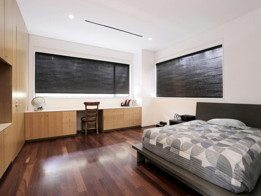 mẫu nội thất phòng ngủ nhà hiện đai, đơn giản và tiện nghi