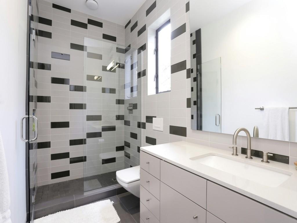 mẫu nội thất phòng tắm hiện đai, đơn giản và tiện nghi