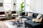 những mẫu thảm đẹp cho phòng khách