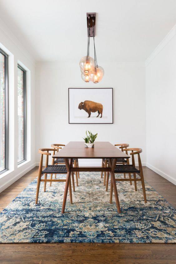những mẫu thảm đẹp và sang trọng nhất cho phòng khách