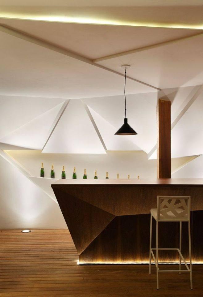 ý tưởng thiết kế nội thất nhà hàng, quán bar sang trọng, độc đáo
