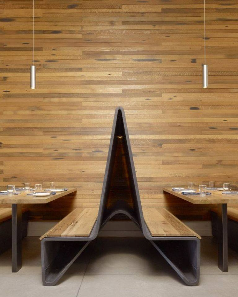 mẫu thiết kế nội thất nhà hàng, quán bar sang trọng, đẳng cấp