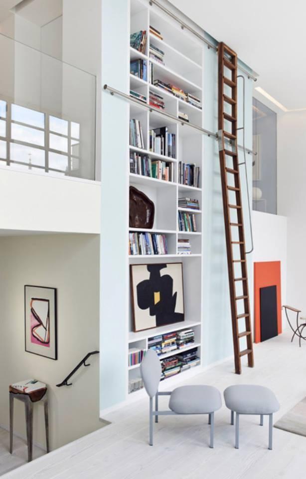 thiết kế nội thất tầng lửng, gác xép đẹp và tiện nghi