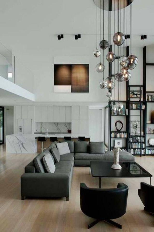 ý tưởng thiết kế nội thất đẹp cho gác xép, tầng lửng