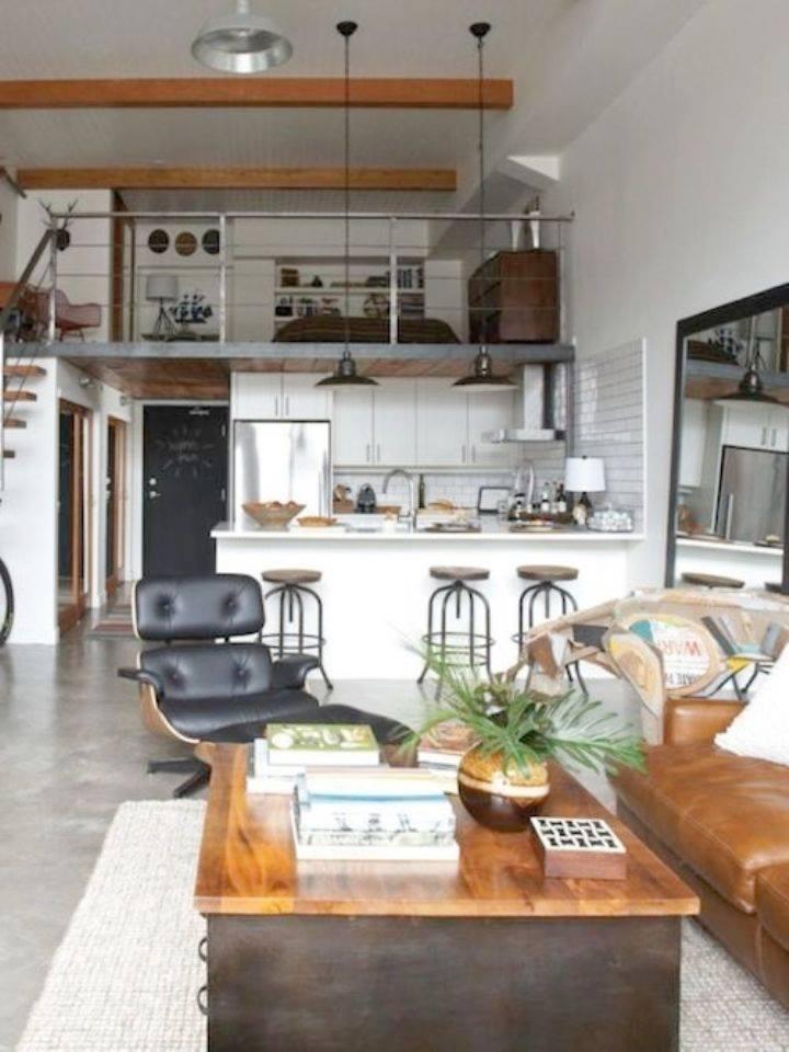 những mẫu thiết kế nội thất gác xép, tầng lửng đẹp và tiện nghi
