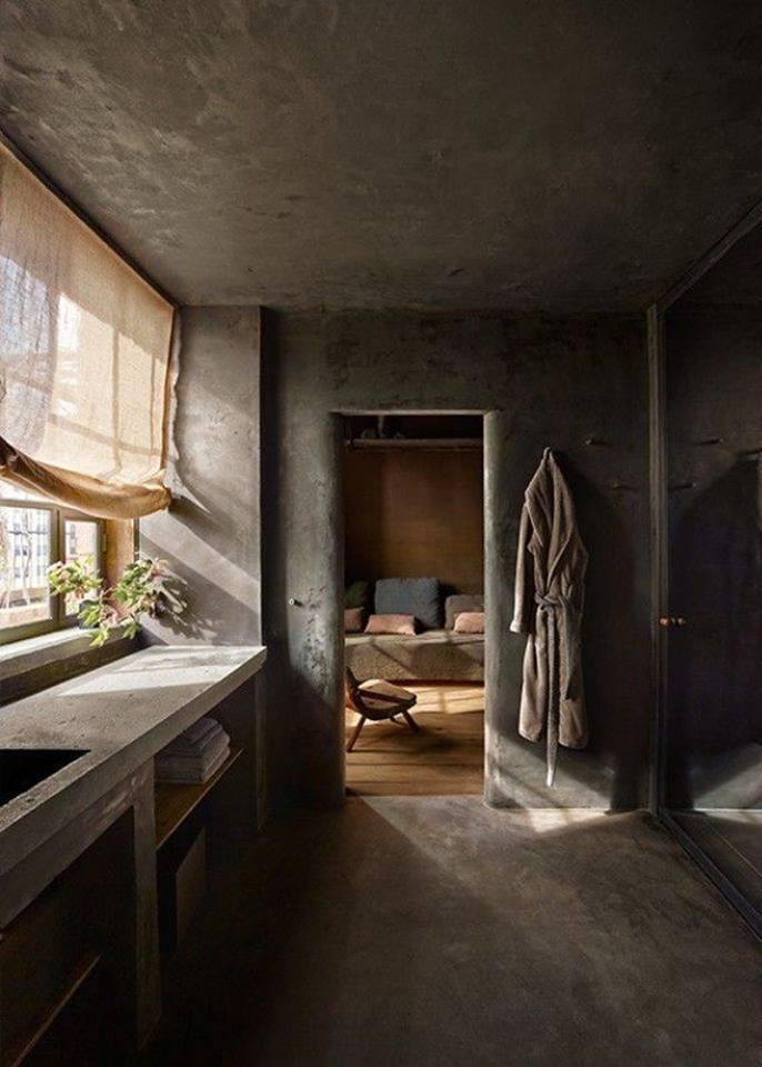 thiết kế nội thất đẹp lung linh cho căn hộ tầng áp mái